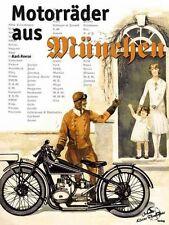 Motorräder aus München