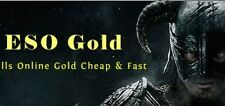 The Elder Scrolls Online ESO 1m Gold Currency  ps4 na Server