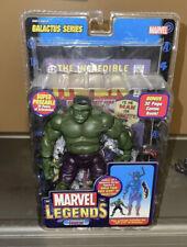 Marvel Legends 1st Appearance Green Hulk Galactus Series 2005 Toy Biz Figure
