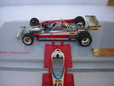 MAKE UP - FERRARI 312 T3 CANADA 1978    KIT BUILT  1/43