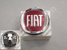 fregio stemma logo FIAT PUNTO EVO POSTERIORE FISSO 09>12 ORIGINALE REAR emblem