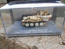 DIE CAST  PANZER FLAKPANZER 38(T) GEPARD (SD.KFZ. 140) BELGIUM 1944 – SCALA172