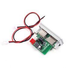 Mini Bluetooth MP3 Decode Board 12V/24V/36V Single Channel 3W Power Amplifier