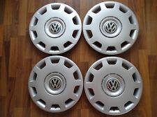 4 Stück 15 Zoll Original VW Radkappen/Passat 3B0/Golf/Caddy/Touran