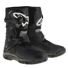 Alpinestars Belize Drystar Waterproof Motorcycle Motorbike Boots Black