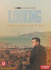 Looking : Season 1 & 2 & The Movie (5 DVD)