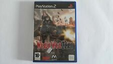 WORLD WAR ZERO PLAYSTATION 2 PS2 - PAL ESPAÑA