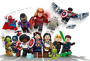 Lego® 71031 Marvel Minifiguren Avengers - alle Figuren zum aussuchen