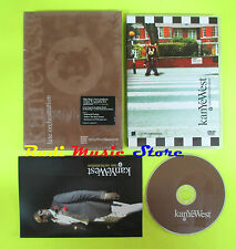 DVD KAN YE WEST Late orchestration 2006 ABBEYROADSESSIONS (DM2) no mc lp vhs cd