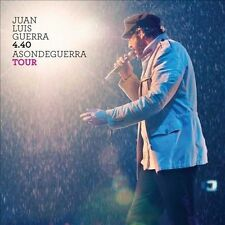 Asondeguerra Tour by Juan Luis Guerra y 440/Juan Luis Guerra (CD, May-2013, EMI)