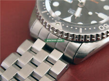 Engineer Bracelet For Scuba Skx007 Curve End Solid Stainless Steel Replacement