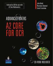 A2 Core Mathematics for OCR (OCR GCE Maths) (Paperback), Emanuel,. 97805828423-