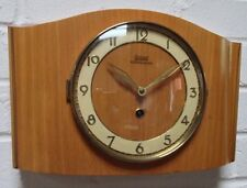 Wooden Collectable 8-Day Clocks