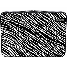 """510 - Funda de neopreno MacBook / portatil 15.6"""" pulgadas - Cebra"""
