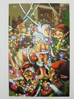 Zenescope Grimm Fairy Tales Wonderland 6 Holiday Exclusive NM-