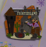Disney Pin DLR Retro Lands 2008 Frontierland Pin