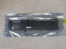 Genuine new DELL XPS 15 9550, Precision 5510 battery 4GVGH  1P6KD 84Wh