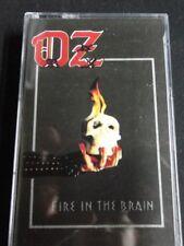 OZ - Fire in the Brain. Tape