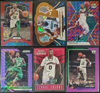 Lot of (6) Terry Rozier, Including Prizm red /125, Crown Royale Crystal, Mosaic