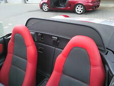 Toyota MR2 ZZw30 Spider | Wind Deflector | Black | 1999-2007 | Convertible