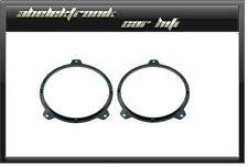 BMW 3er ( E 46 ) Adapterringe Lautsprecher 16,5cm / 165mm Adapter Ringe