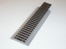 10pcs (60') American Flyer S Scale Gray Sound Foam Track Roadbed (Free Sample)