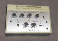 Vintage electronic acupuncture machine - WQ-10B acupunctoscope - Chinese