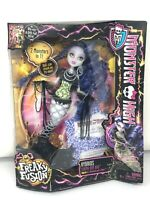 RARE NEW IN BOX MONSTER HIGH FREAKY FUSION SIRENA VON BOO DOLL MINT