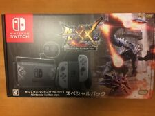 NEW Monster Hunter double cross xx Nintendo Switch ver. Special Pack Japan F/S
