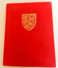 Vintage 1941 This Realm, This England by Samuel Chamberlain & Donald Moffat