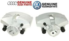 Set of Front Left and Righ Brake Caliper Genuine For Audi A3 TT VW Golf Beetle