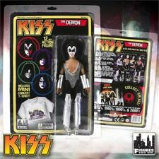 KISS RETRO Love Gun 12 Inch Action Figure Series 1 Gene Simmons Demon