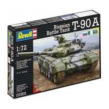 Revell 03301 Tanque de Batalla rusa 1:72 T-90A Kit Modelo Militar