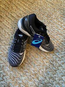 Asics Running Shoes Gel-Nimbus 22 | Size 9 White/Black Medium Width | NEW w Box