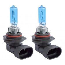 coppia lampade lampadine alogene HIR2 HIR 2 bianca Blu Ice Racing Simoni Racing