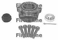 First Line FBK1081 Wheel Bearing Kit FRONT for Ford Transit 06-14