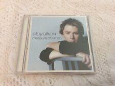 Measure of a Man by Clay Aiken (Cd, Oct-2003, Rca) Pop Teen Music
