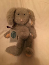 Boyds Bears Plush Gray Bunny w/1985 White Tag