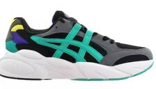 ASICS Men's Gel-Contend 4 Running Shoe, Black /Classic Green And White 10.5 M US