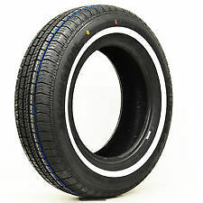 "4 pc 13"" Tire  REMINGTON 155-80-13  / 155/80/13  / 1558013  white wall tire"