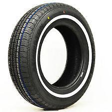 "13"" Tire  REMINGTON 155-80-13  / 155/80/13  / 1558013  white wall tire"