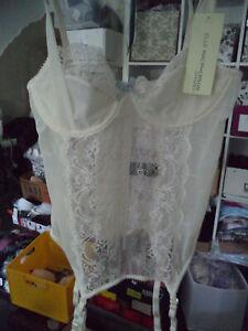 Bridal Corsage 75B Ivory From Elle MacPherson Intimates