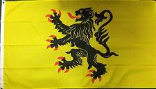 Nord Pas De Calais France Flag 5x3 French Francais Heraldic Medieval Lille bnip