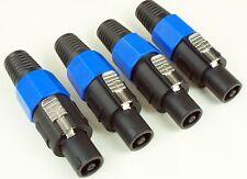1 Stück weiß blau Stecker NAC3FCA PowerCon 20A AC KabelV2