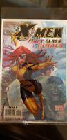 X-Men First Class Finals 2009 Marvel Comics Direct Edition #2