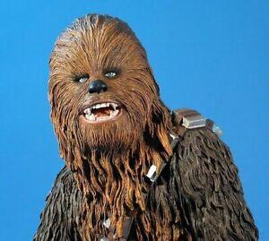 ATTAKUS Star Wars CHEWBACCA statue-Darth Vader-Millenium Falcon-Han Solo-NIB