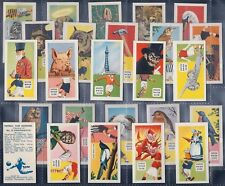 SWEETULE-FULL SET- FOOTBALL CLUB NICKNAMES (25 CARDS) - EXC+++