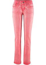 Hosengröße Größe 44 Damen-Jeans mit geradem Bein in Langgröße