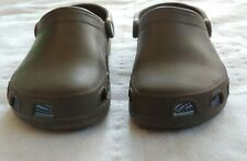 CROCS Men's Sz 5 Women's Sz 7 Brown Shoes