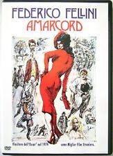 Dvd Amarcord di Federico Fellini 1973 Usato
